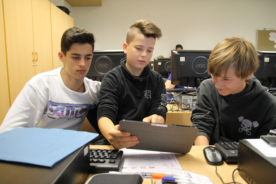Medienworkshop Ense Schule Bad Wildungen 3